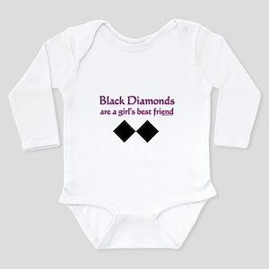 black diamonds copy Body Suit