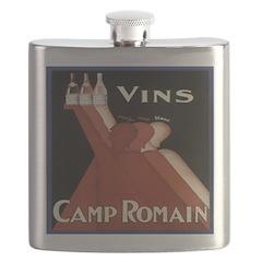 Vintage Vins Camp Romain Flask