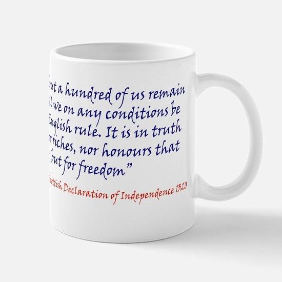 Scottish Independance Mug