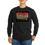 As Above So Below #3 Long Sleeve Dark T-Shirt