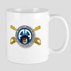 Panther Recon with Sabers Mug