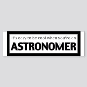 Astronomer Sticker (Bumper)