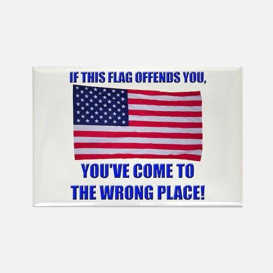 Flag1a Rectangle Magnet (10 pack)