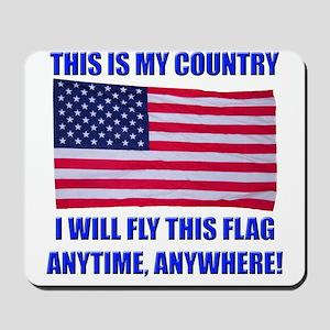 Flag2a Mousepad