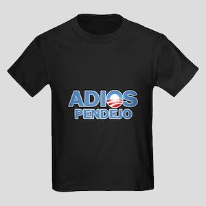 Adios Pendejo Kids Dark T-Shirt