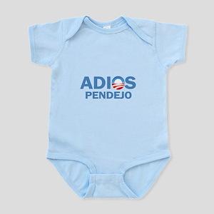 Adios Pendejo Infant Bodysuit