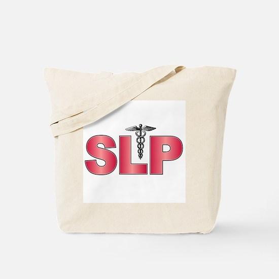SLP Red Tote Bag