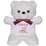 Gabriella On Fire Teddy Bear