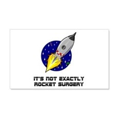 Rocket Surgery Wall Decal