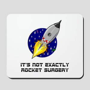 Rocket Surgery Mousepad