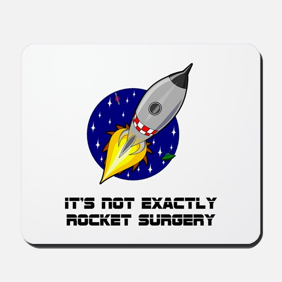 Rocket Surgery Mousepad