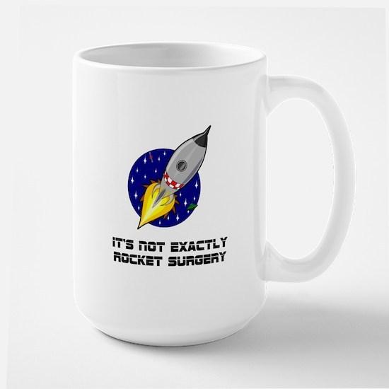 Rocket Surgery Large Mug