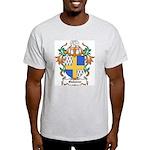 Osborne Coat of Arms Ash Grey T-Shirt
