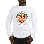 O'Rush Coat of Arms Long Sleeve T-Shirt