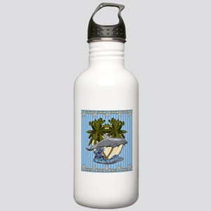 Dolphin 2 Stainless Water Bottle 1.0L