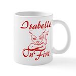 Isabelle On Fire Mug