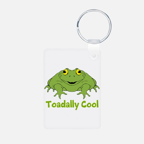 Toadally Cool Keychains