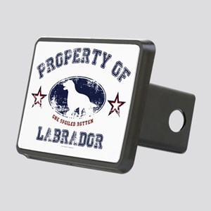Labrador Rectangular Hitch Cover