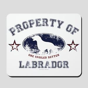 Labrador Mousepad