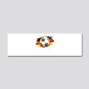germany Car Magnet 10 x 3