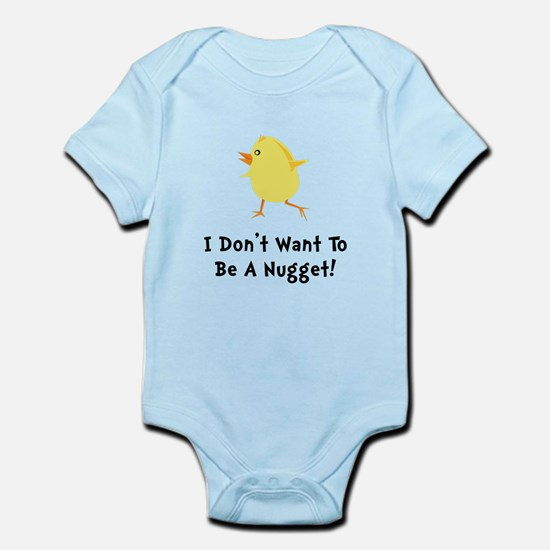 Chicken Nugget Infant Bodysuit