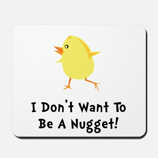 Chicken Nugget Mousepad