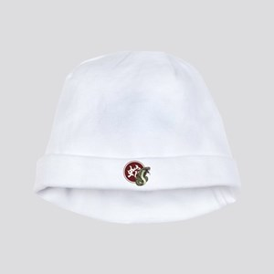 Year of The Snake Symbol baby hat