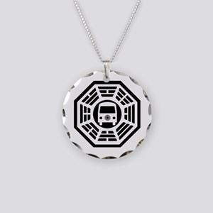 Dharma Van Necklace Circle Charm