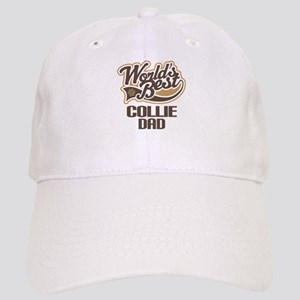 Collie Dad (World's Best) Cap