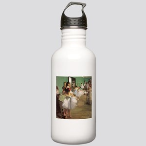 Edgar Degas Dancing Class Stainless Water Bottle 1