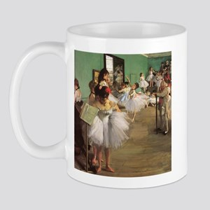 Edgar Degas Dancing Class Mug