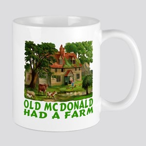 OLD MCDONALD HAD A FARM Mug