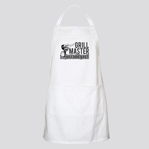 Grill Master Just Add Gas Apron