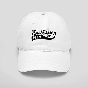 Established 1983 Cap