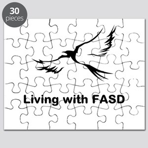 LIVING with FASD Puzzle