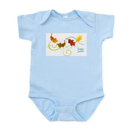 Soggy Leaves Infant Bodysuit