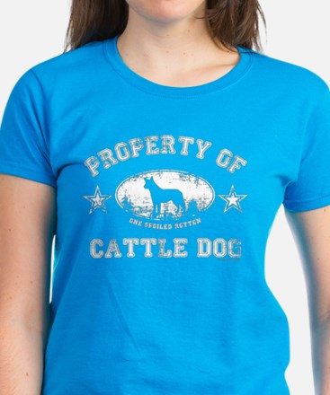Cattle Dog Women's Dark T-Shirt