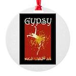 Gypsy Round Ornament