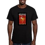Gypsy Men's Fitted T-Shirt (dark)