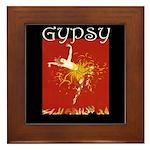 Gypsy Framed Tile
