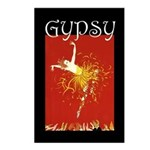 Gypsy Postcards (Package of 8)