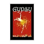 Gypsy Mini Poster Print