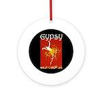 Gypsy Ornament (Round)