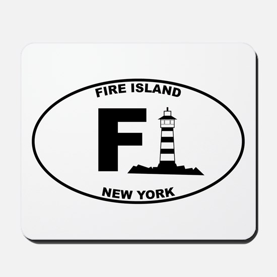 Fire Island Lighthouse Mousepad