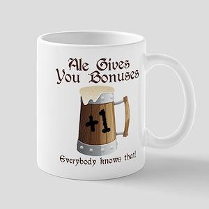 Ale Gives You Bonuses... Mug