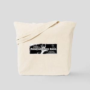 ParaChallenged Radio 2012 Tote Bag