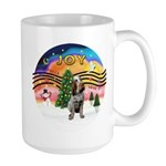 XMusic2-Spinone (roan) Large Mug