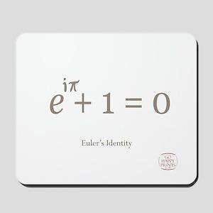Eulers Identity Mousepad