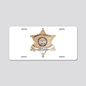 Maricopa County Sheriff Aluminum License Plate