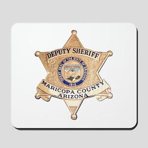 Maricopa County Sheriff Mousepad